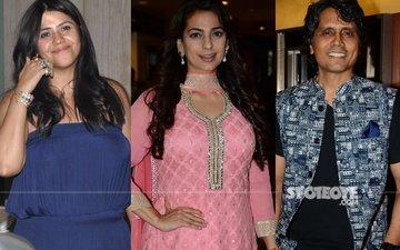 Ekta Kapoor Ropes In Juhi Chawla For Web Series Directed By Nagesh Kukunoor