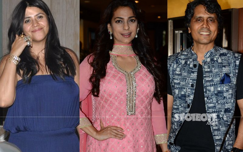 Ekta Kapoor Ropes In Juhi Chawla For Web Series Directed By Nagesh Kukunoor