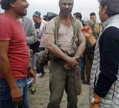 vishal bhardwaj directing rangoon