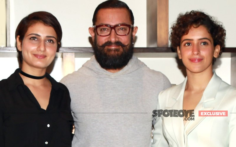 SECRET REVEALED: Something You Didn't Know About Dangal Girls, Fatima & Sanya