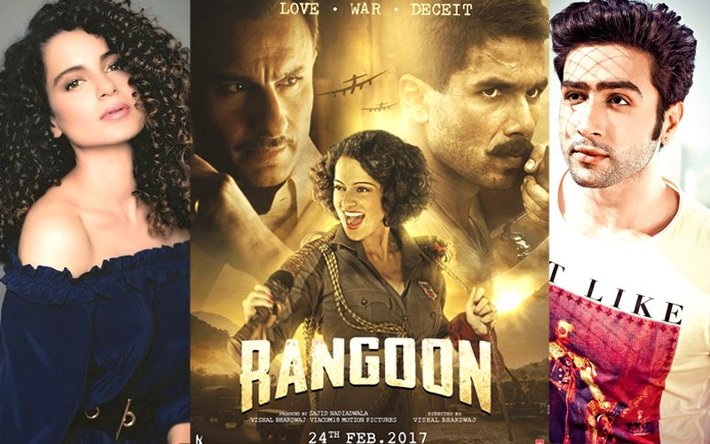 Kangana's Rangoon Is A Sinking Ship, Hints Adhyayan Suman