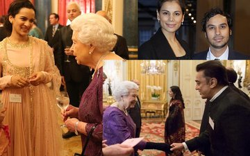 Queen & Kate Turn Hosts, Welcome Kamal Haasan, Anoushka Shankar, Kunal Nayar & Co