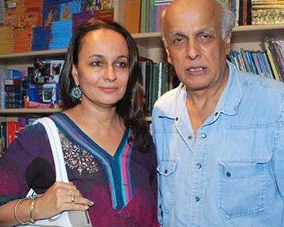 mahesh bhatt and his wife