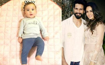 Shahid & Mira's Daughter Misha's Pic Will Make Your Weekend