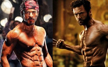 Shah Rukh Khan Replies To Hugh Jackman's Comment On Playing Wolverine