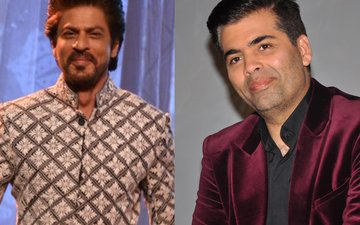 Shah Rukh Khan On KJo's Fatherhood: Not Being Cagey, But It's Too Personal To Comment