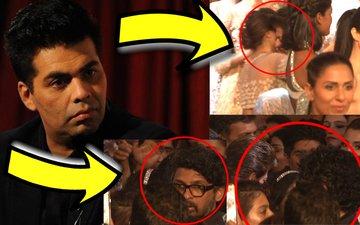 We Pray KJo Doesn't See These Images Of Shah Rukh Khan & Niranjan Iyengar
