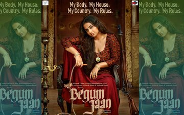 Vidya Balan Says My Body, My House, My Country, My Rules In Begum Jaan