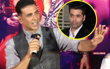 Surrogacy & Twins: Leave Karan Johar Alone, Akshay Kumar Was NOT Rude