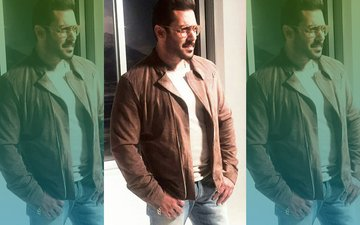 Is This Salman Khan's Lean Look From Tiger Zinda Hai?