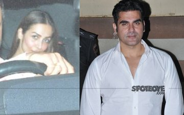 Malaika Arora & Arbaaz Khan Under One Roof, Yet Again