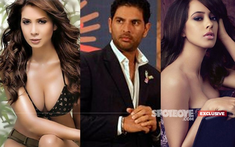 Kim Sharma Sends Ex-Boyfriend Yuvraj's Wife Hazel Packing From Party