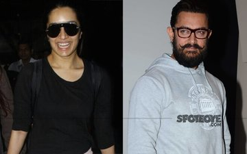 Why Did Shraddha Drive To Aamir's House After Landing In Mumbai?