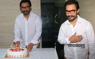 Aamir On Nepotism: It's Natural To Favour Your Loved Ones, But I Don't Practice It In My Work