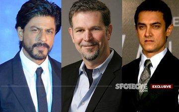Andar Ki Baat: Decoding The Shah Rukh-Aamir-Netflix Triangle