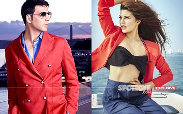Jacqueline Fernandez Is Akshay Kumar's Latest Love Interest On The Silver Screen