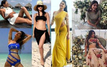 BIKINI Vs DESI GIRLS: Sunny & Nia's Curves Or Sonam & Jacqueline's Simplicity?