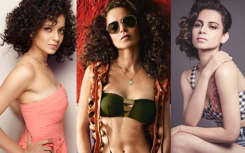 The A To Z Of Controversy's Favourite Child Kangana Ranaut!