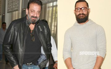 Sanjay Dutt Delays Bhoomi Release To Avoid Clashing With Dear Friend Aamir Khan