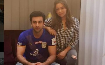 What Made Ranbir Kapoor Write A Letter To Gauri Khan?
