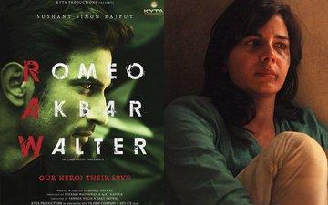 FIRST LOOK: Sushant Singh Rajput In Romeo Akbar Walter & Kirti Kulhari In Indu Sarkar