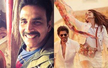 BOX-OFFICE WAR: Akshay Kumar Decides To Clash With Shah Rukh Khan