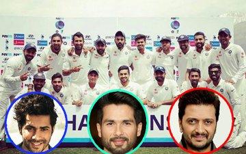 Varun Dhawan, Shahid Kapoor, Riteish Deshmukh Congratulate Team India For Winning The Border Gavaskar Trophy