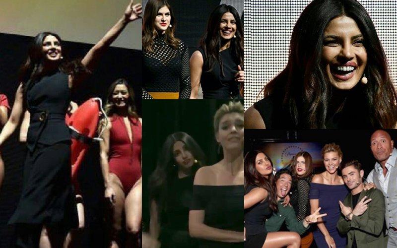 OOPS! I Did It Again, Says Priyanka Chopra In Las Vegas