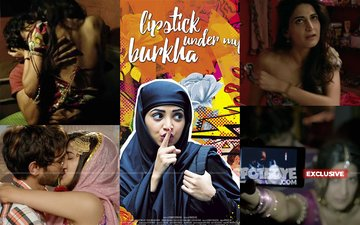 Lipstick Under My Burkha Which Showcases Female Sexuality, Fails To Get Tribunal's Clearance
