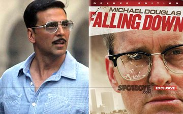 Is Akshay Kumar's Next 'Inspired' By Michael Douglas's '90s Cult Hit?