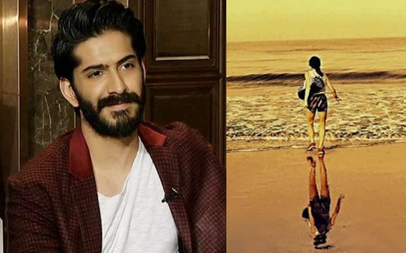 Harshvardhan Kapoor Posts A Picture Of His Mystery Ladylove, Is That Sara Ali Khan?