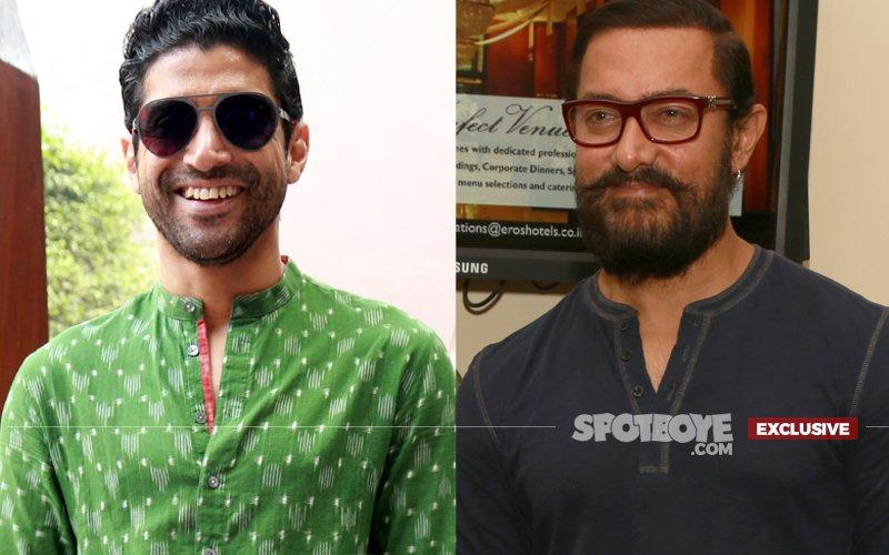 SAVE WATER: Farhan Akhtar Follows Mr Perfectionist, Aamir Khan's Footsteps