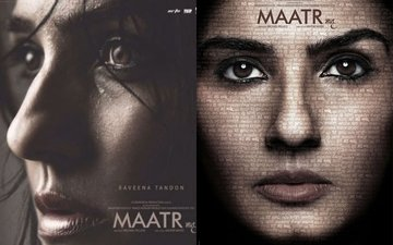 Bombay High Court Grants Stay Order On Raveena Tandon Starrer Maatr