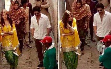 Guess Where Are Shah Rukh Khan & Anushka Sharma Shooting For Imtiaz Ali's Next?