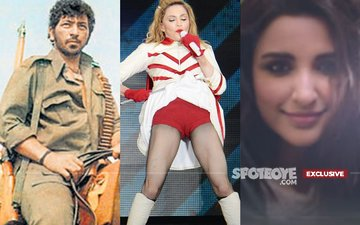 3 In 1: Meet Gabbar, Madonna, Bindu – Parineeti Chopra's Latest Avatars
