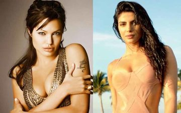 Priyanka Chopra BEATS Angelina Jolie To Be Crowned Second Most Beautiful Woman Of 2017