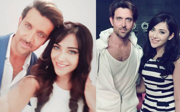 Has This Polish-Spanish Model Taken 'Fan' Moment With Hrithik Roshan Too Seriously?