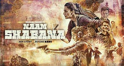 naam shabana poster taapsee pannu, akshay kumar, anupam kher