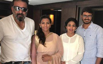 Phoghats– Geeta, Babita & Dushyant- Meet Sanjay Dutt In Goa
