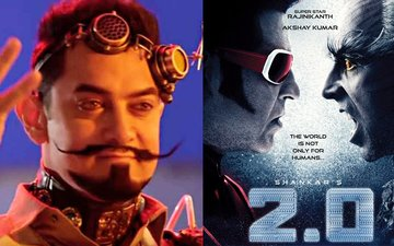 Clash Of The Titans! Aamir Khan's Secret Superstar Vs Rajinikanth-Starrer 2.0