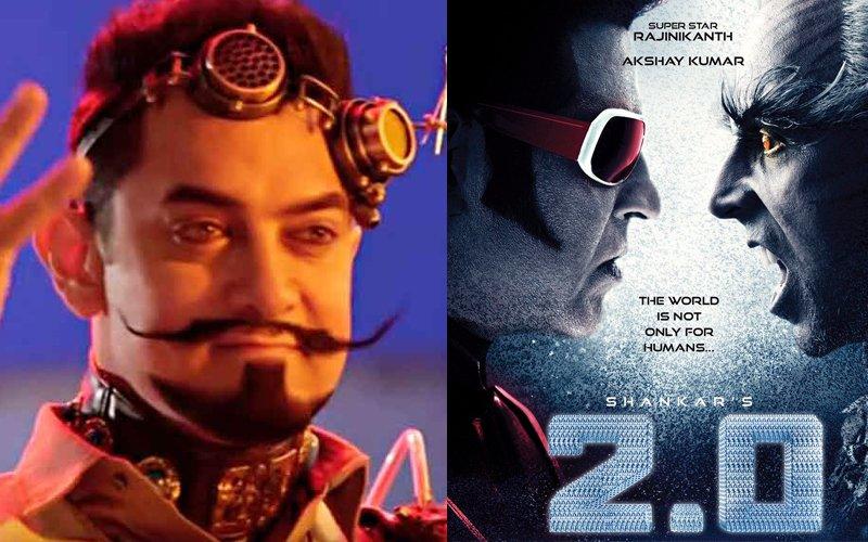 Clash Of The Titans! Aamir Khan's Secret Superstar Vs Rajinikanth-Starrer 2.0