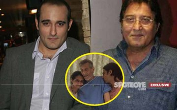 LATEST ON VINOD KHANNA'S HEALTH: Dad Is Doing Better, Says Son Akshaye