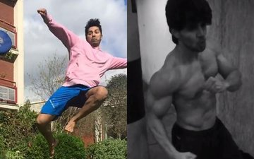 Man Crush Monday: Shirtless Sooraj Pancholi & Jumping Jack Varun Dhawan