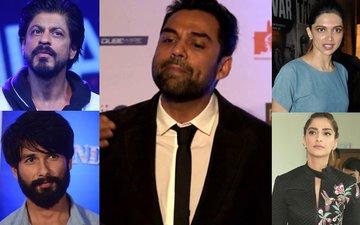 Abhay Deol SLAMS Shah Rukh Khan, Sonam Kapoor, Deepika Padukone, Shahid Kapoor For Endorsing Fair Skin