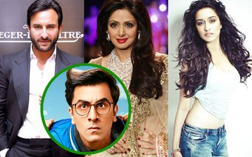 Has Ranbir Kapoor Forgotten That He Is Going To Clash With Saif Ali Khan, Sridevi & Shraddha Kapoor?
