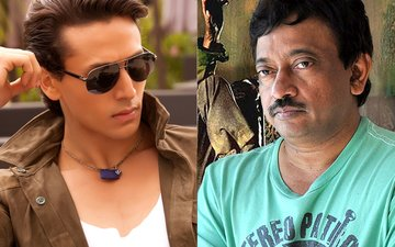 Tiger Shroff Gives It Back To Ram Gopal Varma; Says 'Speaking My Mind Would Be Inappropriate'