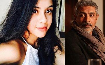 What Is Mithun Chakraborty's Daughter Dishani Doing At Prakash Jha's Office?