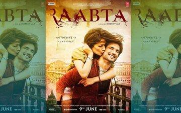 FIRST LOOK: Sushant Singh Rajput & Kriti Sanon's Chemistry In Raabta Is Intoxicating