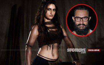 It's Dangal Girl Fatima Sana Shaikh For Aamir Khan Starrer Thugs Of Hindostan