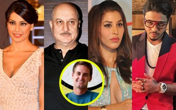 Bipasha Basu, Anupam Kher, Sophie Choudry React To Snapchat CEO Evan Spiegel's Comment On India, Raftaar Deletes App